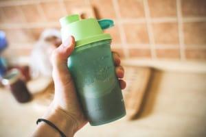 water bottle storm
